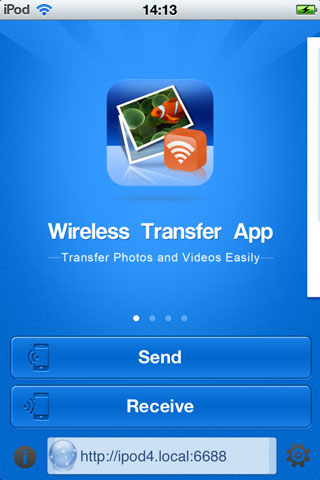transfer iPhone videos to Windows PC